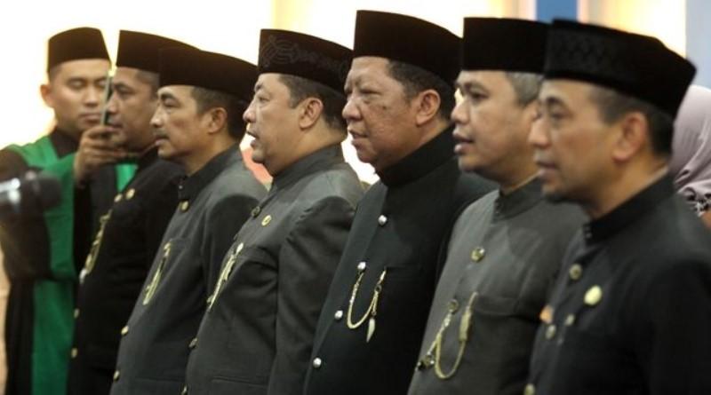 12 pejabat eselon II di Pemkab Mojokerto, Menjalani Mutasi